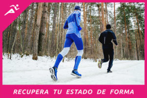 Plan de entrenamiento para recuperar la forma física