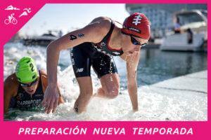 Plan entrenamiento triatlón
